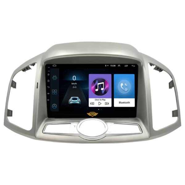 Ateen Double Din Chevrolet Captiva Car Music System