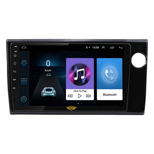 Ateen Double-Din Car Android Music System For Honda BRV