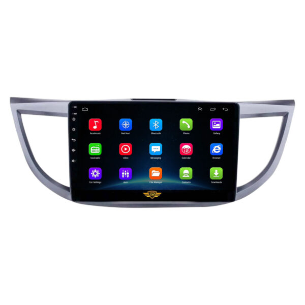 Ateen Double-Din Car Android Music System For Honda CRV