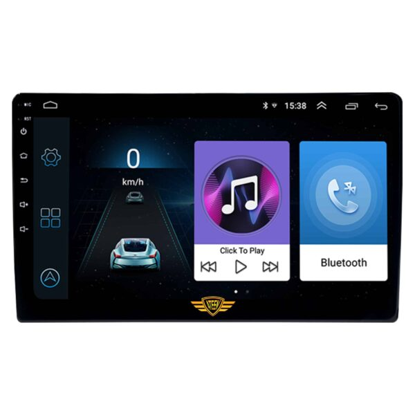 "Ateen Mahindra Marazzo Car Music System with Navigation Touch Screen 9""inch Display Android Player / Stereo"