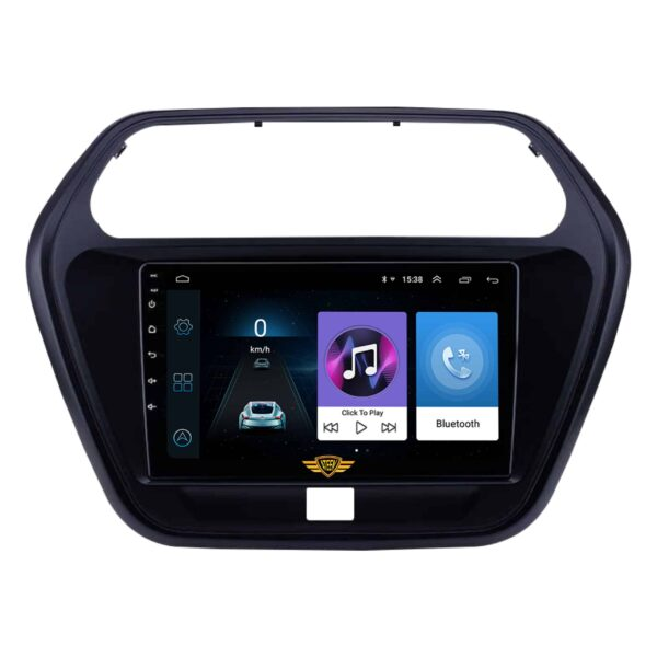 """Ateen Mahindra TUV 300 Car Music System with Navigation Touch Screen 9""""inch Display Android Player / Stereo"""