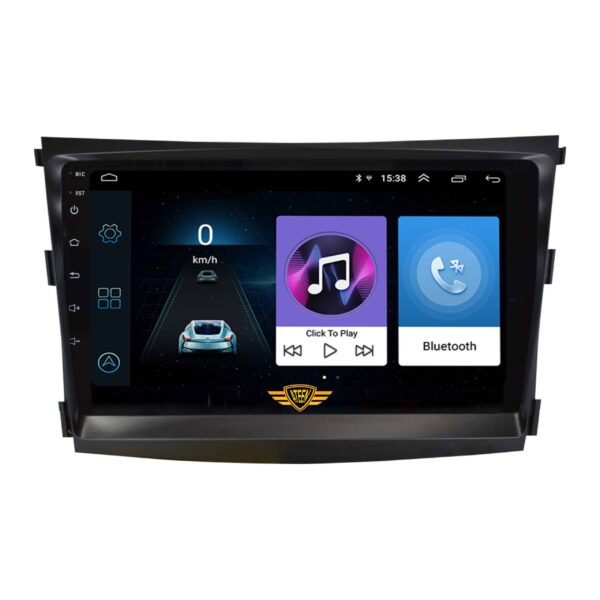 "Ateen Mahindra XUV 300 Car Music System with Navigation Touch Screen 9""inch Display Android Player / Stereo"