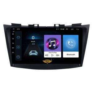 Ateen Double-Din Car Android Music System For Suzuki Swift Type-2
