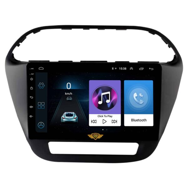 """Ateen Tata Tigor/Tiago Car Music System with Navigation Touch Screen 9""""inch Display Android Player / Stereo"""