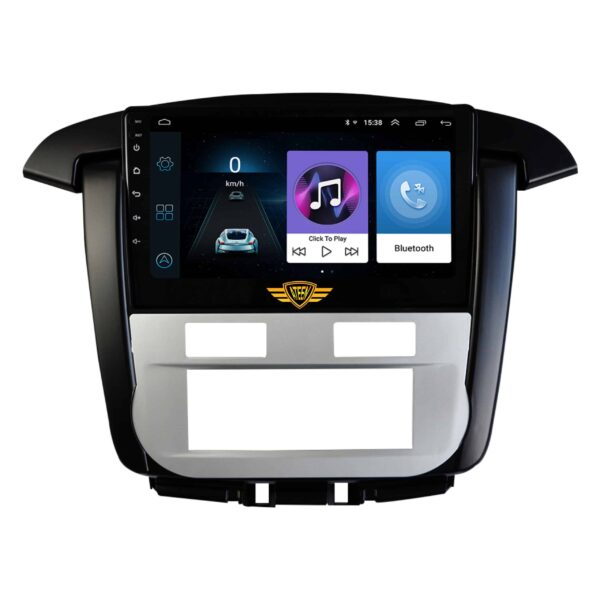"""Ateen Toyota Innova 2006-10 Car Music System with Navigation Touch Screen 9""""inch Display Android Player / Stereo"""